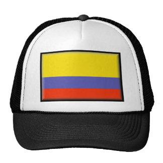 Bandera de Colombia Gorros