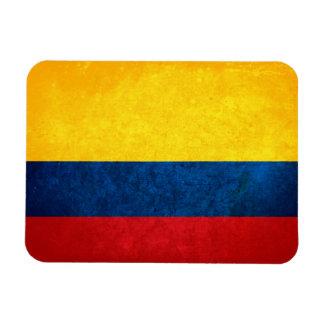 Bandera de Colombia Imán De Vinilo