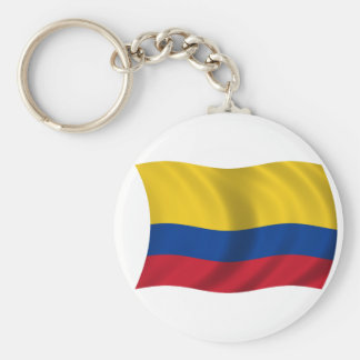 Bandera de Colombia Llavero