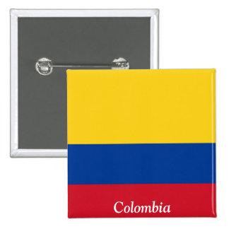Bandera de Colombia Pins
