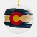 Bandera de Colorado Adorno