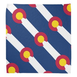 Bandera de Colorado Bandana