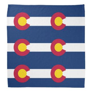 Bandera de Colorado Bandanas