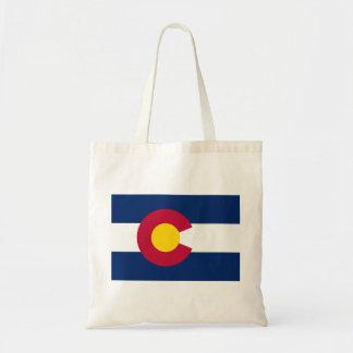 Bandera de Colorado Bolsa De Mano
