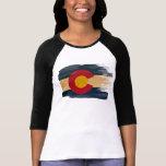 Bandera de Colorado Camisas