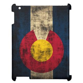 Bandera de Colorado del Grunge