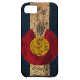 Bandera de Colorado iPhone 5 Protector