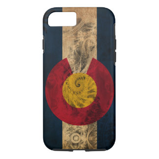Bandera de Colorado Funda iPhone 7