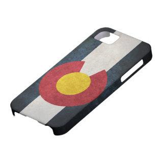 Bandera de Colorado Funda Para iPhone 5 Barely There