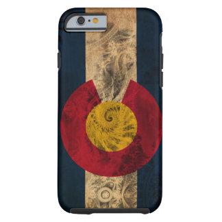 Bandera de Colorado Funda Resistente iPhone 6