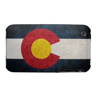 Bandera de Colorado iPhone 3 Cobreturas