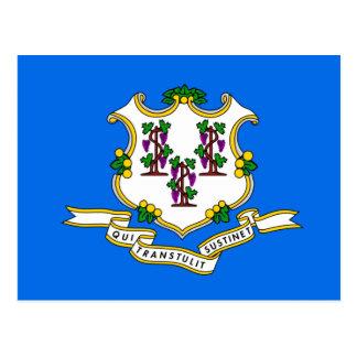 Bandera de Connecticut Postal
