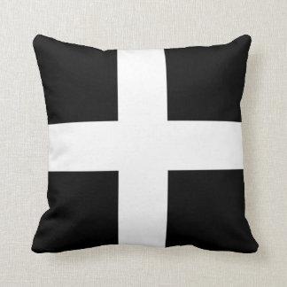 Bandera de Cornualles Cojines