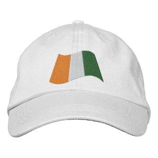 Bandera de Costa de Marfil Gorros Bordados
