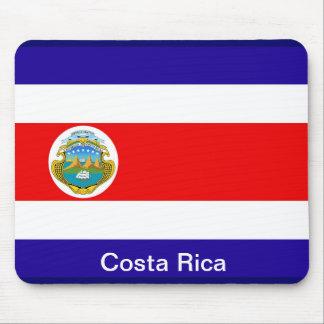 Bandera de Costa Rica Alfombrilla De Ratones