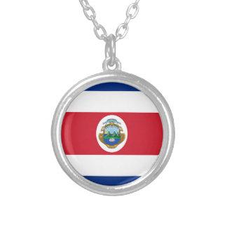 Bandera de Costa Rica Colgante