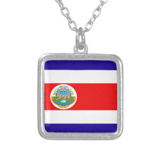 Bandera de Costa Rica Grímpola