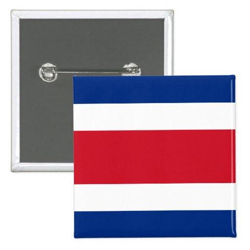 Bandera de Costa Rica, Costa Rica Pins