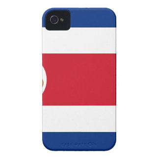 Bandera de Costa Rica - Flag of Costa Rica iPhone 4 Covers