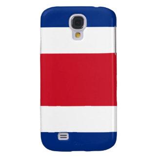 bandera de Costa Rica Funda Para Galaxy S4
