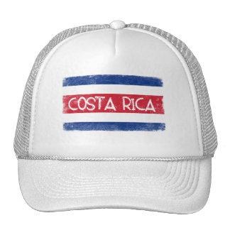 Bandera de Costa Rica Gorro