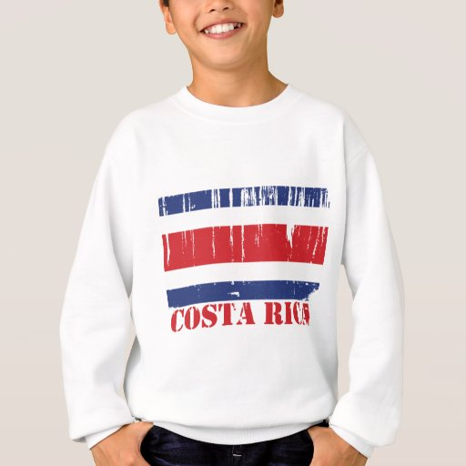 Bandera de Costa Rica Poleras