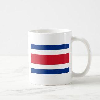 bandera de Costa Rica Taza