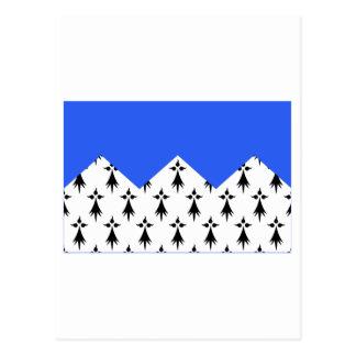 Bandera de Côtes-d'Armor Postal