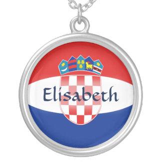 Bandera de Croacia + Collar conocido