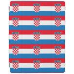 Bandera de Croacia Cover De iPad