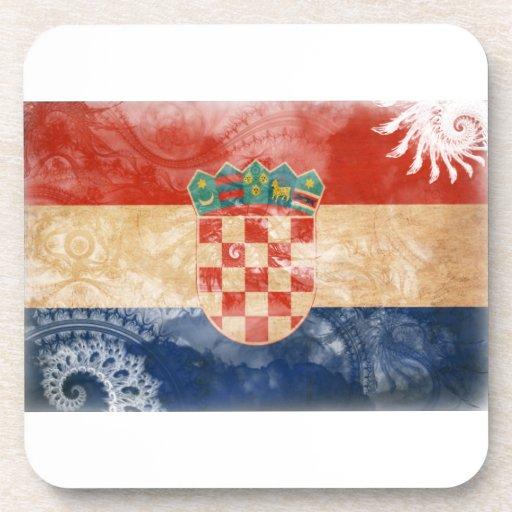 Bandera de Croacia Posavaso