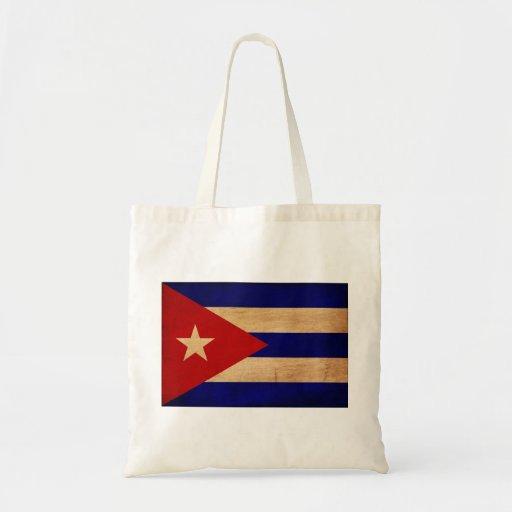Bandera de Cuba Bolsa Tela Barata