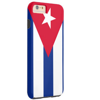 Bandera de Cuba Funda De iPhone 6 Plus Tough