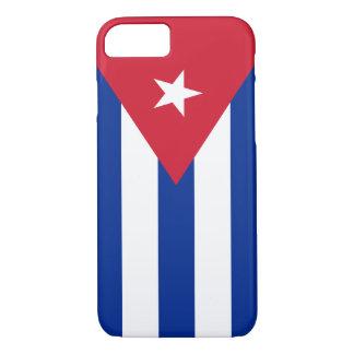 Bandera de Cuba Funda iPhone 7