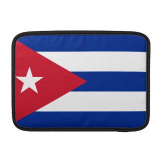 Bandera de Cuba Funda MacBook