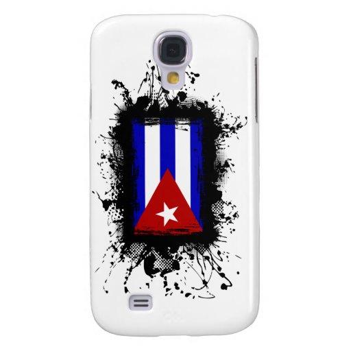 Bandera de Cuba Funda Para Galaxy S4