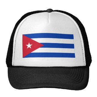 Bandera de Cuba Gorro De Camionero