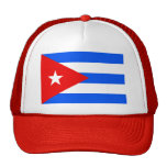 Bandera de Cuba Gorro