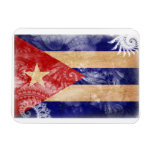 Bandera de Cuba Imán