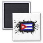 Bandera de Cuba Iman De Nevera