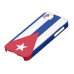 Bandera de Cuba iPhone 5 Fundas