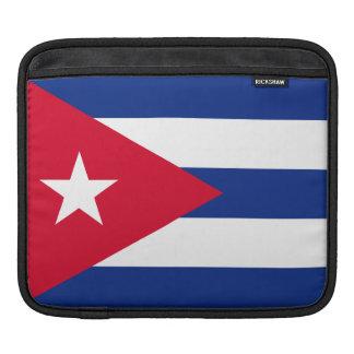 Bandera de Cuba Manga De iPad