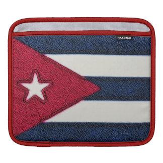 BANDERA DE CUBA MANGAS DE iPad