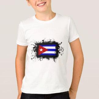 Bandera de Cuba Playera