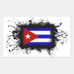 Bandera de Cuba Rectangular Altavoz