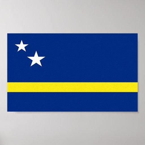 Bandera de Curaçao Posters