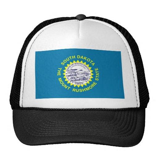 Bandera de Dakota del Sur Gorros Bordados