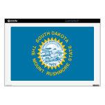 Bandera de Dakota del Sur Portátil 43,2cm Skin