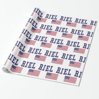 Bandera de Del Río los E.E.U.U. Papel De Regalo