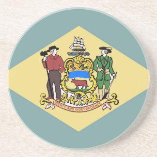Bandera de Delaware Posavasos Diseño